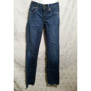 American Eagle Super Stretch Skinny Jeans 2